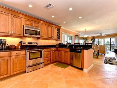 Photo for 2 BEDROOM 2 BATH NEWLY RENOVATED CONDO- NO NEED TO CLOSE ANY STREETS TO GET TO BEACH