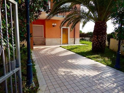 Photo for M173 - Marcelli, three-room apartment with garden and two bathrooms