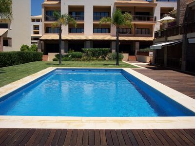 Photo for Stunning modern SemiDetached villa.Free WiFi&SKY TV(movies&sports)4min to Marina