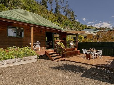 Photo for Cedar Cottage - Tairua Holiday Home