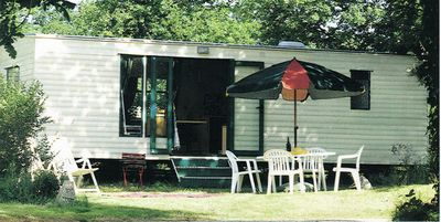 Photo for Camping L'Oree des Cevennes ** - Mobile home 3 Rooms 5 Persons