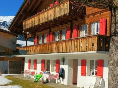 Photo for Apartment Bärnermutz # 1  in Lenk, Bernese Oberland - 2 persons, 1 bedroom