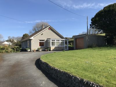 Photo for TRELOWARTH, pet friendly, with a garden in St Agnes, Ref 947445