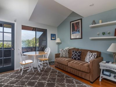 Photo for 2 master suites, views of the city and the mission and only 1 mile to downtown