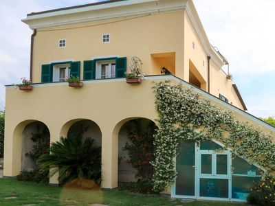 Photo for Apartment Residenz Nel Giardino di Renzo (IMP281) in Imperia - 4 persons, 1 bedrooms