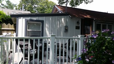 """Photo for Enjoy """"Tiny House, Big Living"""" in this adorable, comfy cottage"""