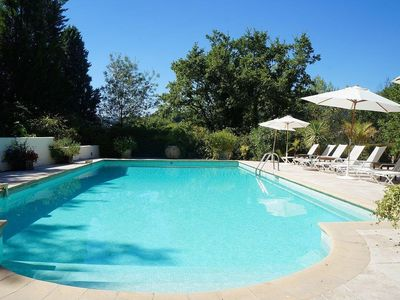 Photo for Villa near Valbonne within 4.5 Acres of Private Gardens