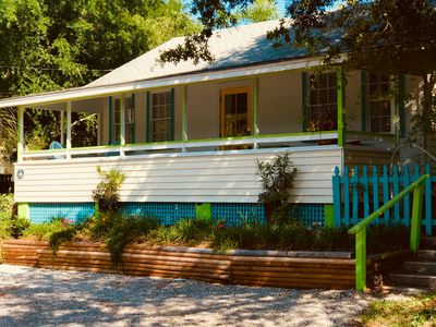 Photo for Beautifully Renovated Home within Easy Walking Distance to the Beach!