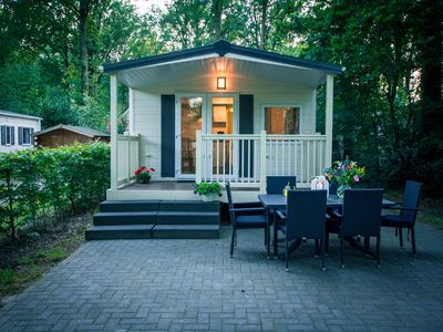 Photo for Tidy chalet with dishwasher, surrounded by nature