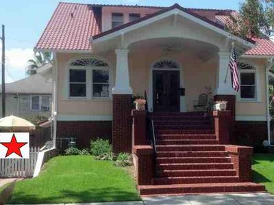 Photo for Outstanding Spacious 2BDR, Historic Safe Area