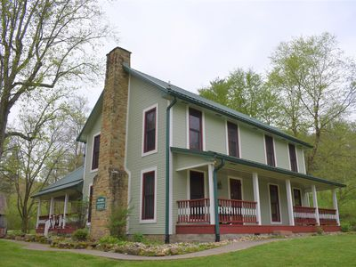 Photo for 6BR Farmhouse Vacation Rental in Nashville, Indiana