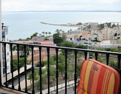 Photo for Nice apartment 500 meters from the beach, Pool, Parking, Wi-Fi, Satellite TV