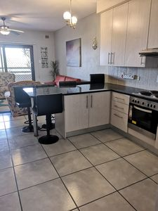 Kitchen fully catered