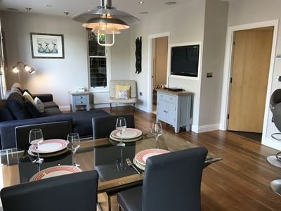Photo for Stunning Ground Floor Mews Style Apartment within walking distance to Canterbury