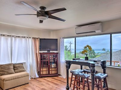 Photo for NEW! Coastal Townhome w/View, Short Walk to Beach!