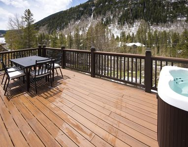 Photo for Completely Remodeled East Vail Single Family Home with Hot Tub & Amazing views!