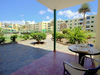 Photo for Well maintained apartment near the beach