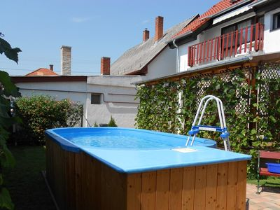 Photo for Studio near the centre with pool