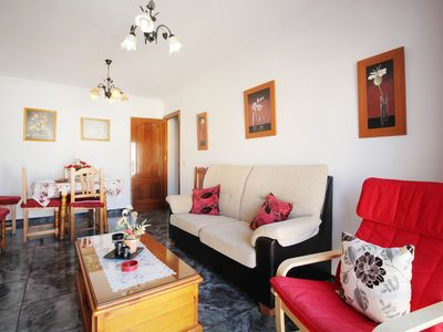 Photo for 1100 Apartment Ermita - Apartment for 6 people in Nerja