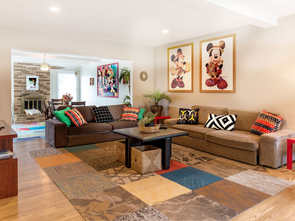 Camere A Tema Disney : Walk to disney & convention nuova casa co homeaway
