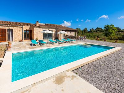 Photo for Dreamlike Country Home with Pool, Terrace, Garden & Wi-Fi; Parking Available