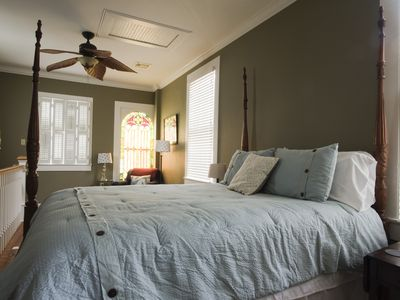 Photo for Cozy, Secluded Cottage In Heart Of Uptown New Orleans; 1 Block From Streetcar