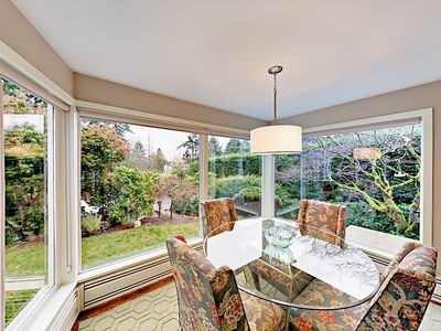 Dining Room - Welcome to Seattle! This home is professionally managed by TurnKey Vacation Rentals.
