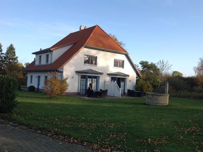 Photo for Comfortable holiday house for 7 persons with sauna, 110 sqm, in the south of Rügen