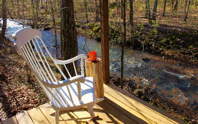 Photo for Cabin On The Creek - Ozark Mtns Southeastern Missouri