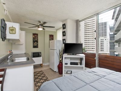 Photo for Communal Pool & Deck,  Just 1.5 mins from Beach Plus WiFi & Beach Gear Included!