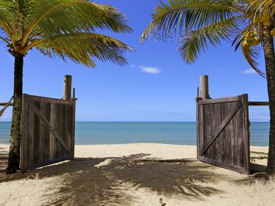 Photo for SEA FRONT LUXURY PARADISE - TROPICAL OASIS.