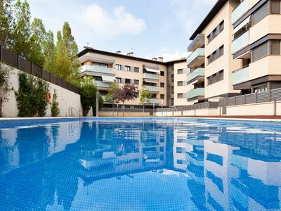 Photo for APARTMENT with POOL in QUIET AREA 2