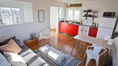 Newly updated, comfortable and fully equipped living space.