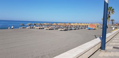 Photo for Apartment at the beach. Torrox Costa