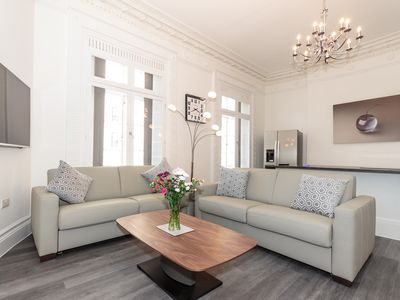 Photo for Luxury 1 bedroom first floor apartment