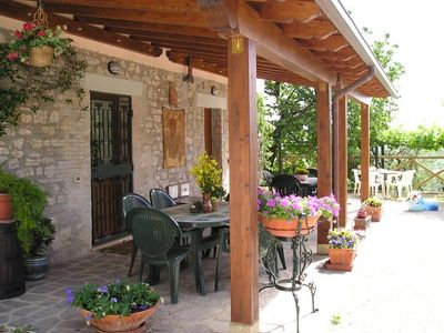 Photo for 1BR Apartment Vacation Rental in Perugia