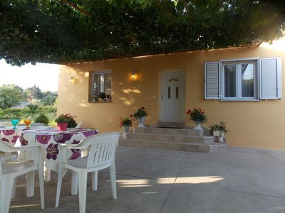 Photo for Holiday house Andro  - Bibinje, Zadar riviera, Croatia