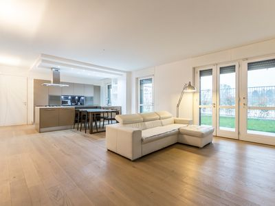 Photo for Chic & Bright 2 BR on Vigentino - Two Bedroom Apartment, Sleeps 6