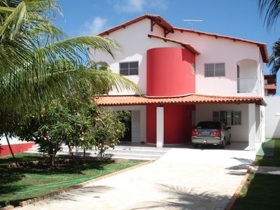 Photo for Large house with three comfortable suites, pool, barbecue.
