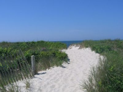 Photo for Walk to Private Beach Sleeps 8-10