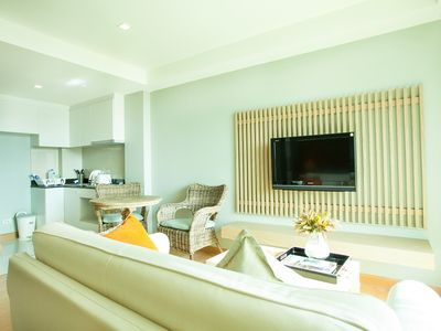 Photo for 1-BR Apartment w SofaBed@Rocco HuaHin_8E