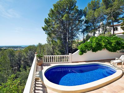 Photo for Vacation home Dos Hijas in Altea - 6 persons, 3 bedrooms