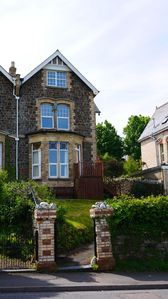 Photo for Large Victorian House - Sea Views/sleeps 8 - Perfect for families.