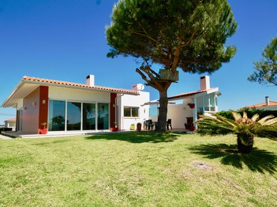 Photo for Sea Breeze -Lovely villa in rural scenery with large private garden and barbecue