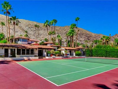 Photo for Luxury Tennis Estate + Grand Piano & Pool Table
