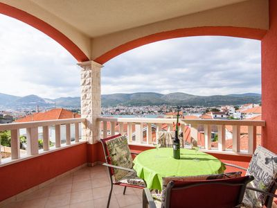 Photo for Apartment Pjerina Trogir - Amazing View