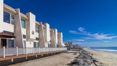 Photo for 3 Story Beach Town Home South Oceanside - Recurring Guests Preferred