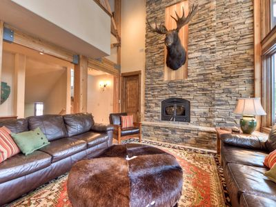 Photo for Large Home With Private Apartment! Great For Family Gatherings. Ski Access!