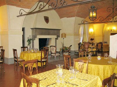 Photo for Apartment Villa Barberino  in Meleto - Cavriglia (AR), Florence and surroundings - 7 persons, 2 bedrooms