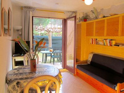 Photo for Argelès Plage Joli T2 with Garden 300 m from the beach,